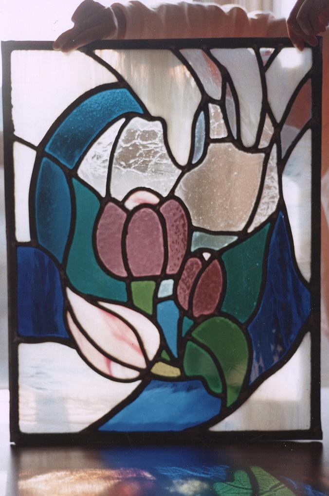 """Spring Thaw"". By J.Chong 2002."